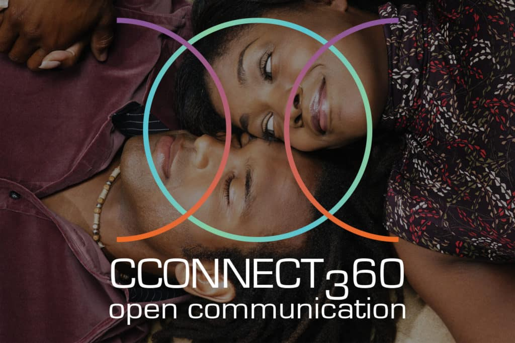 Cconnect360 Open Communication Logo