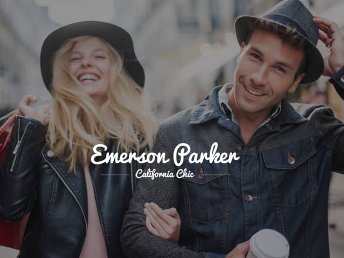 Emerson Parker Clothing