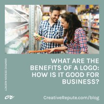 What Are the Benefits of a Well Designed Logo How Is It Good For Business