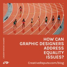 How Can Graphic Designers Address Equality Issues IG