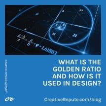What is the Golden Ratio How is it Used in Design