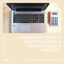 How Much Does It Cost to Create a Graphic Design Project?