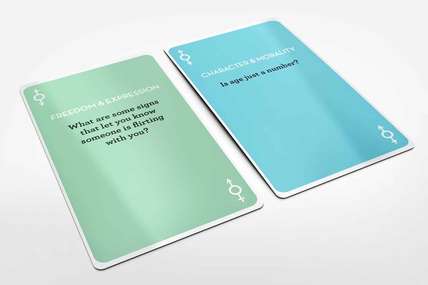 Two Example Cards 2
