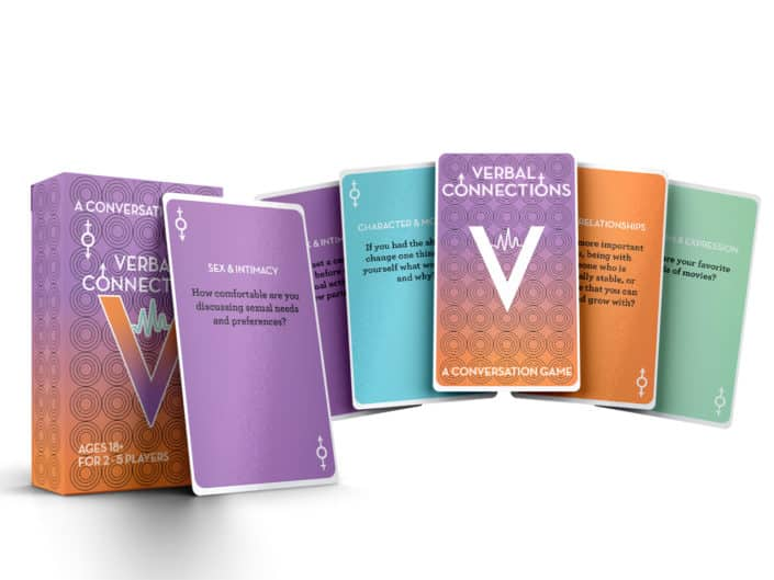 Verbal Connections Card Game