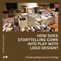 How Does Storytelling Come Into Play With Logo Design