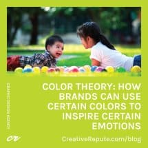 Color Theory How Certain Colors to Inspire Certain Emotions