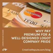 Why Pay Premium For A Well Designed Logo